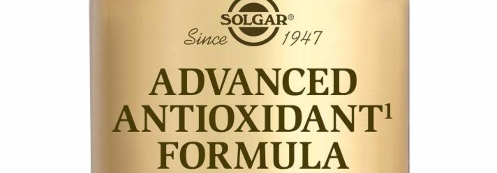 Advanced Antioxidant Formula 120 plantaardige capsules