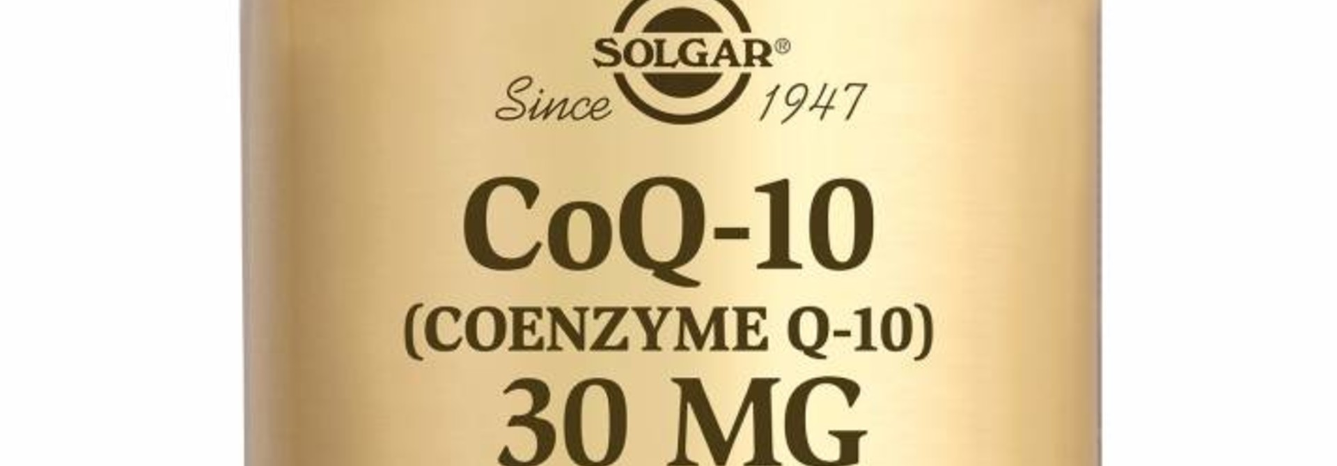 Co-Enzyme Q-10 30 mg 30 softgels