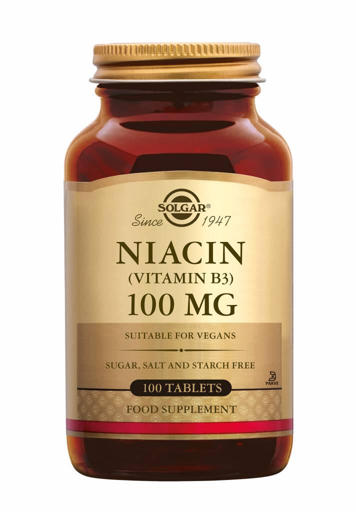 Niacin 100 mg 100 tabletten-1
