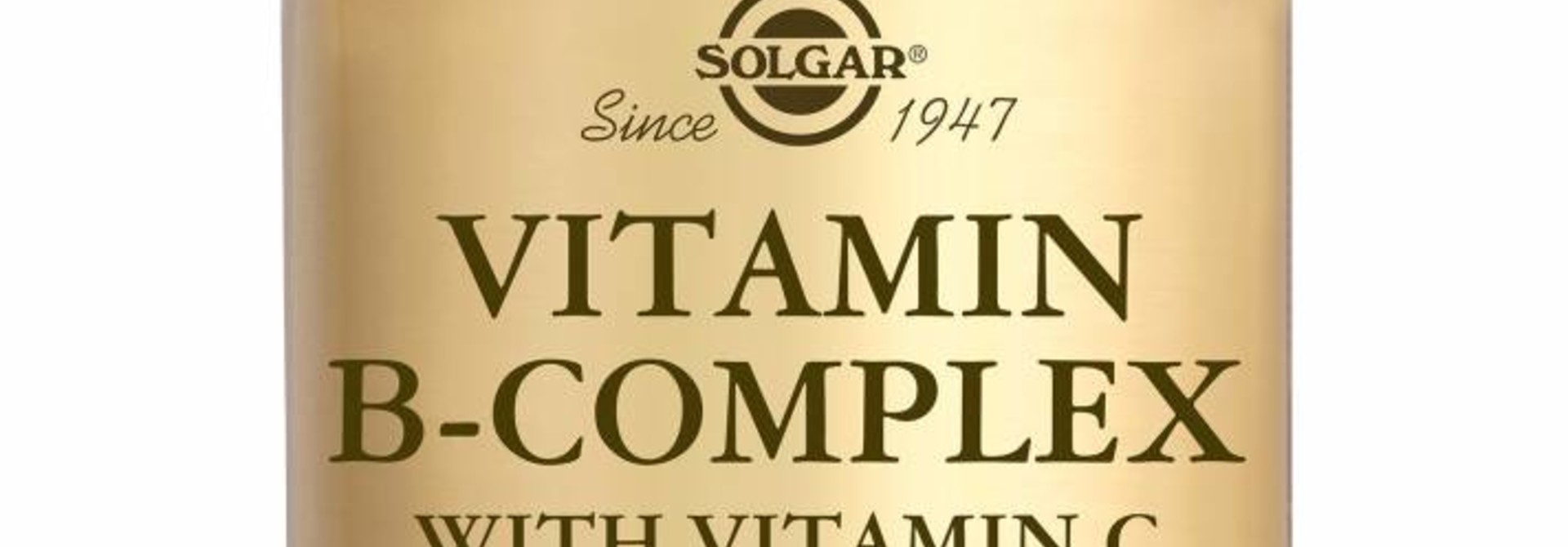 Vitamin B-complex with Vitamin C 100 tabletten