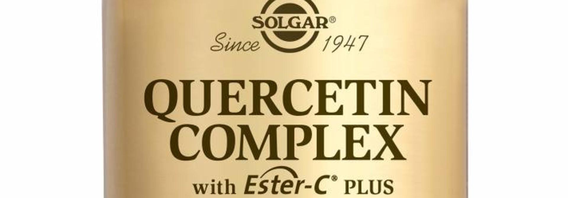 Quercetin Complex 50 plantaardige capsules