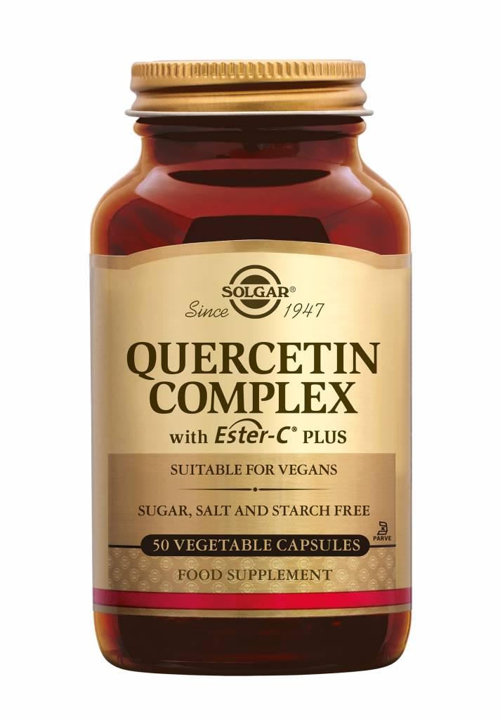 Quercetin Complex 50 plantaardige capsules-1
