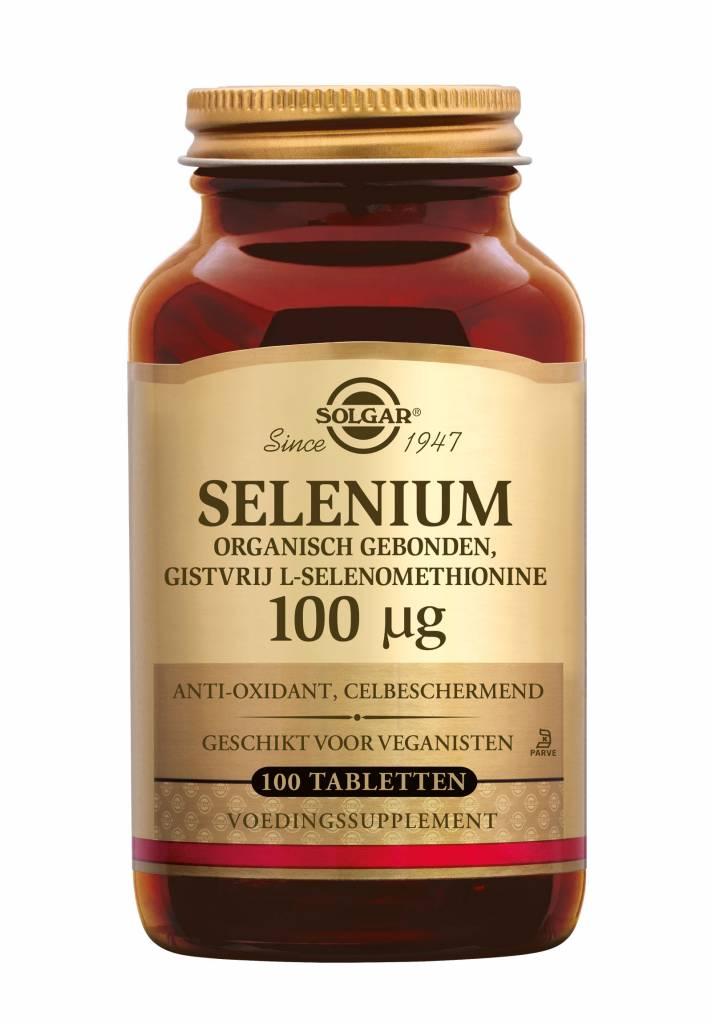 Selenium 100 µg 100 tabletten-1