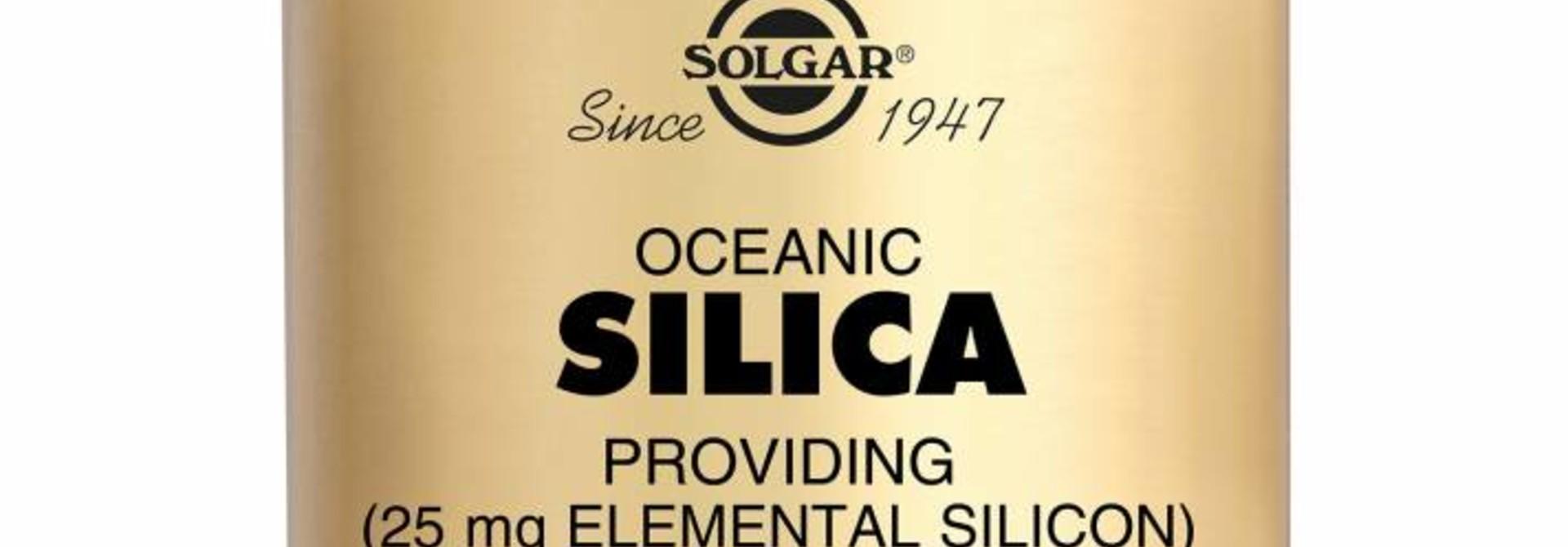 Oceanic Silica 50 plantaardige capsules