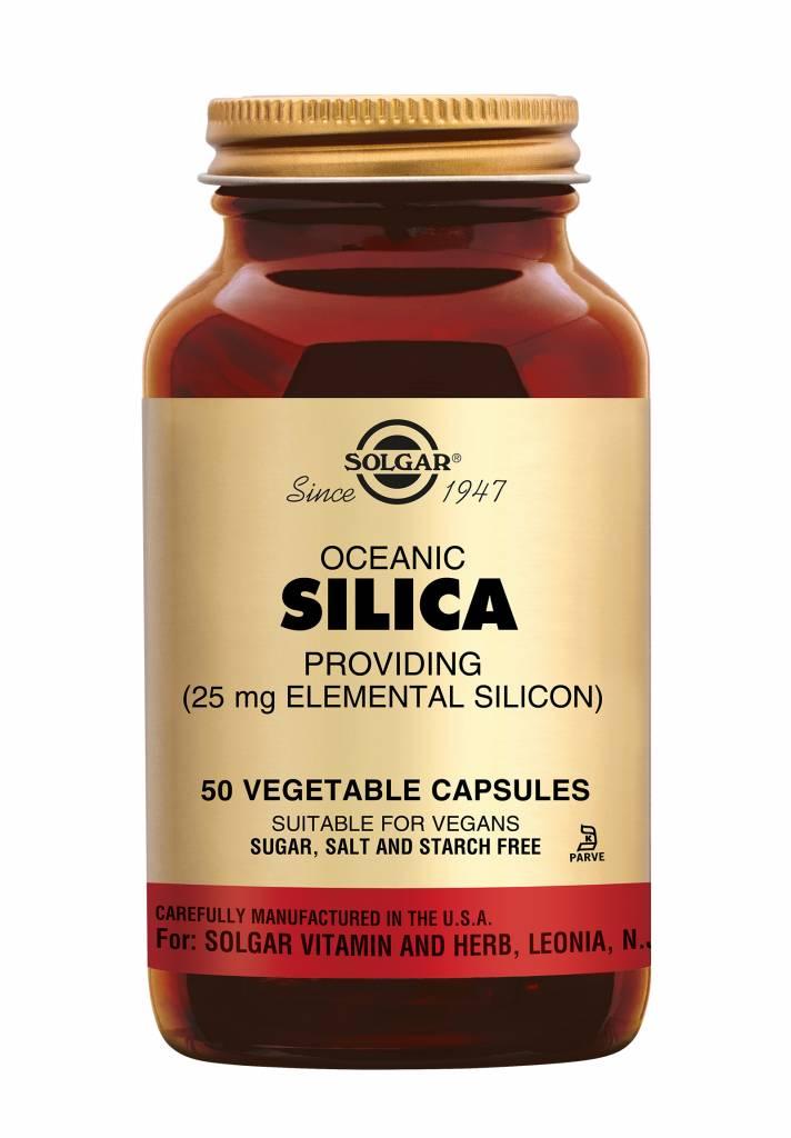 Oceanic Silica 50 plantaardige capsules-1