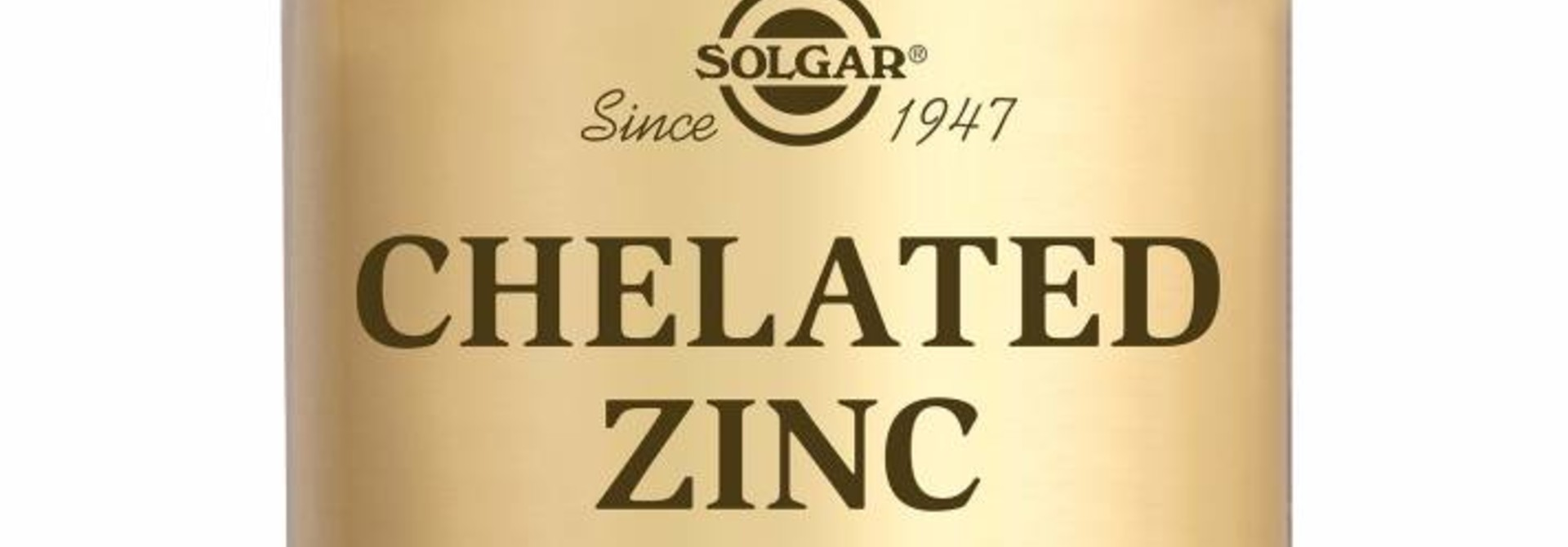 Chelated Zinc 100 tabletten