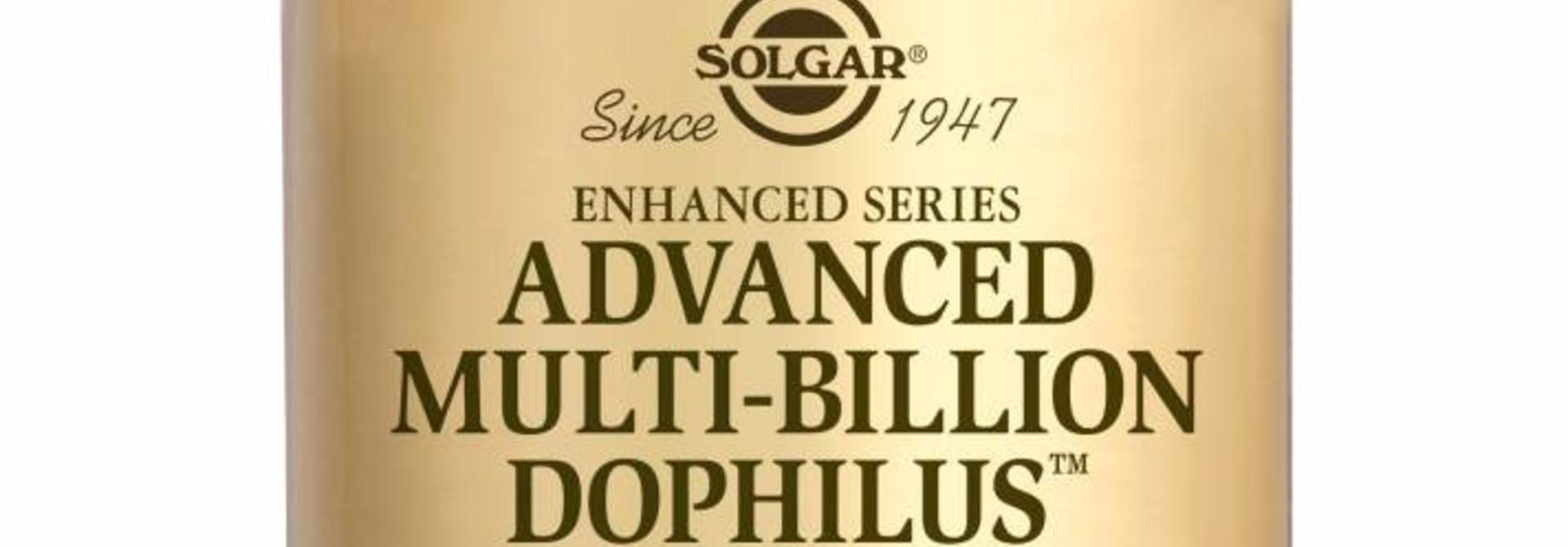 Advanced Multi-Billion Dophilus 120 plantaardige capsules