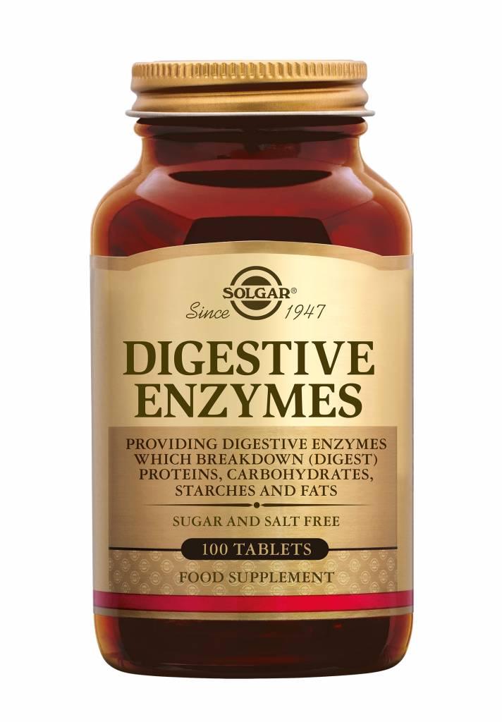 Digestive Enzymes 100 tabletten-1