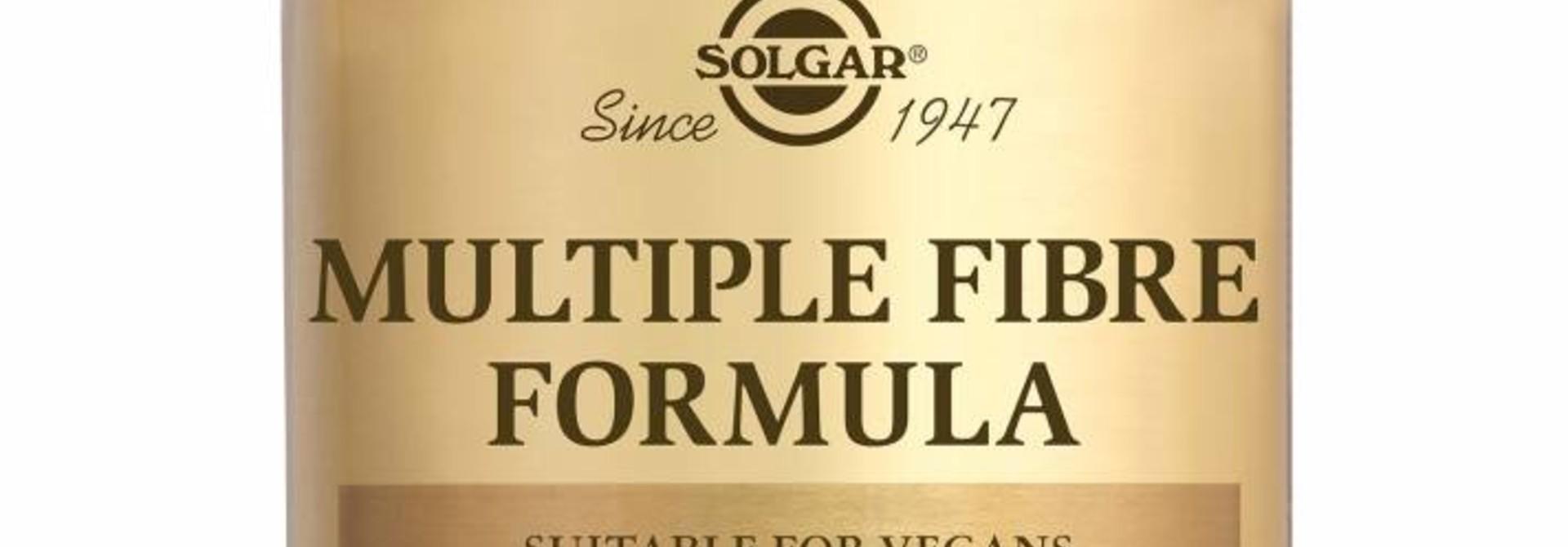 Multiple Fibre Formula 120 plantaardige capsules