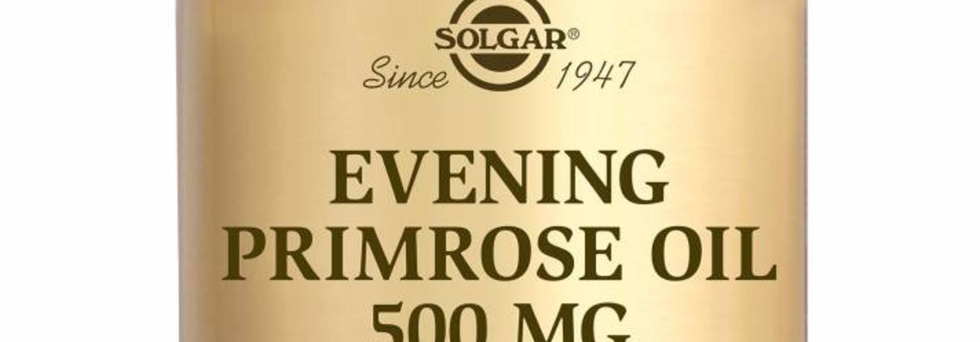 Evening Primrose Oil 500 mg 180 softgels