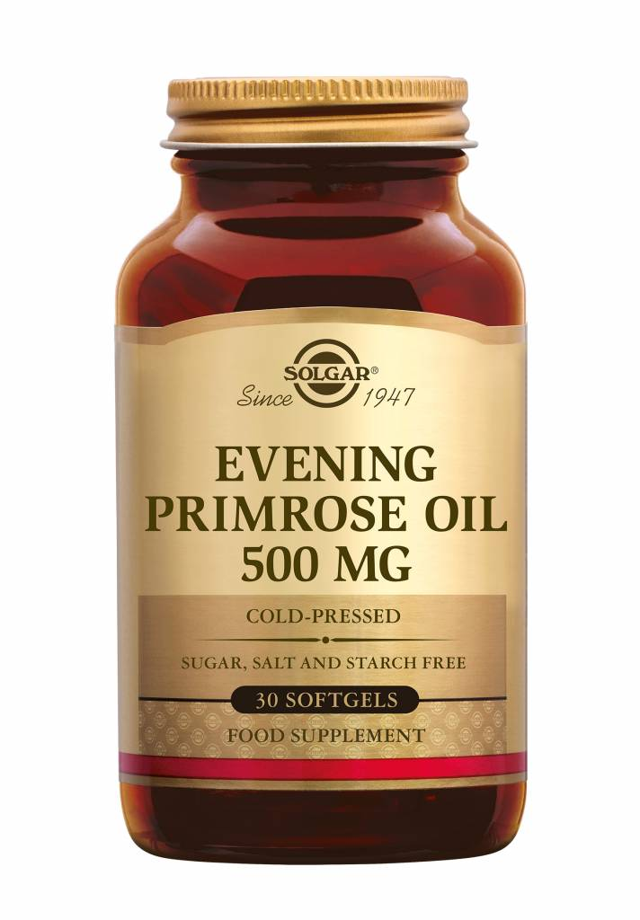 Evening Primrose Oil 500 mg 180 softgels-1