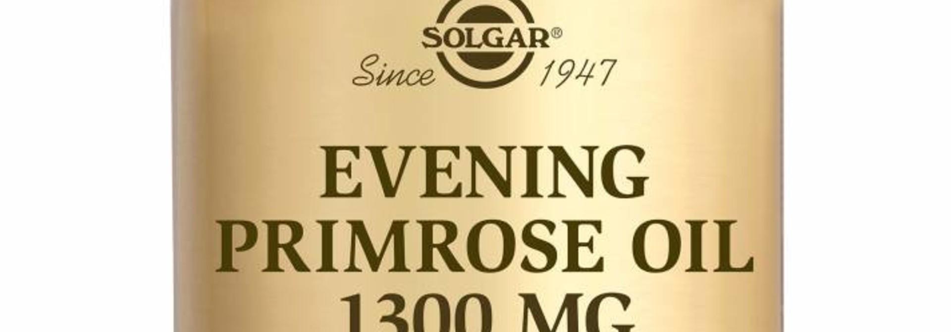 Evening Primrose Oil 1300 mg 30 softgels