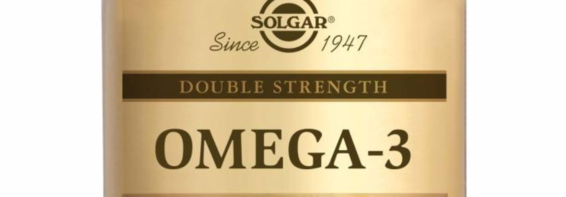 Omega-3 Double Strength 60 softgels