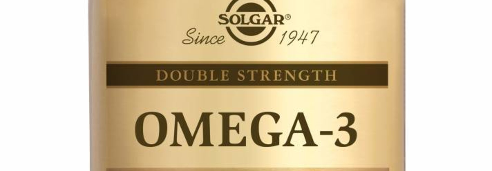 Omega-3 Double Strength 120 softgels