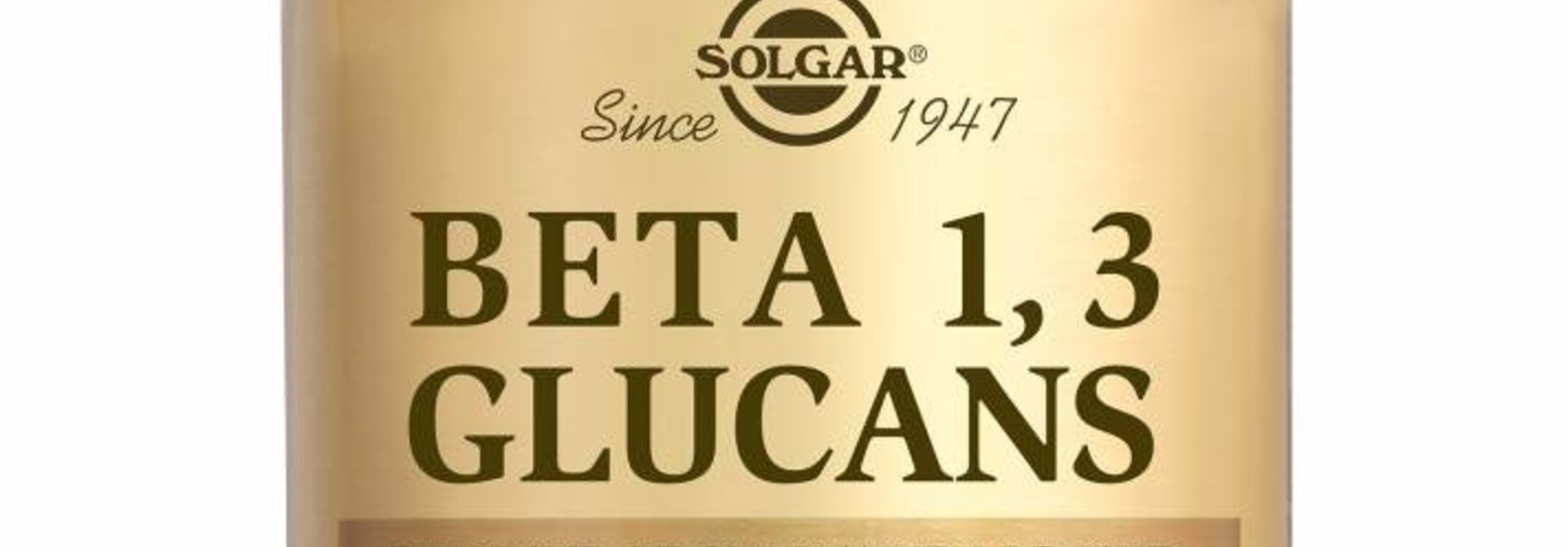 Bèta 1,3 Glucans 60 tabletten