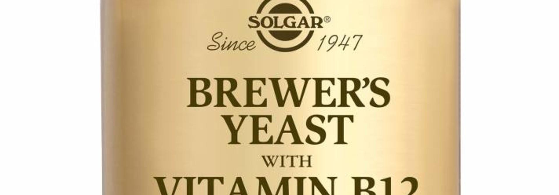 Brewer's Yeast 250 tabletten