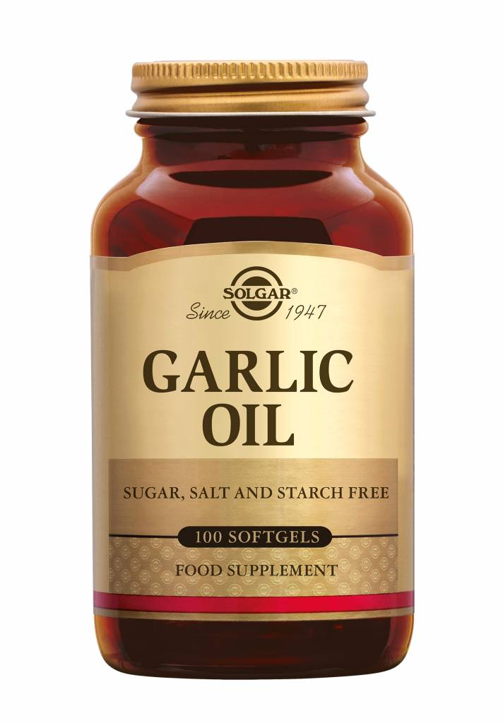 Garlic Oil 100 softgels-1