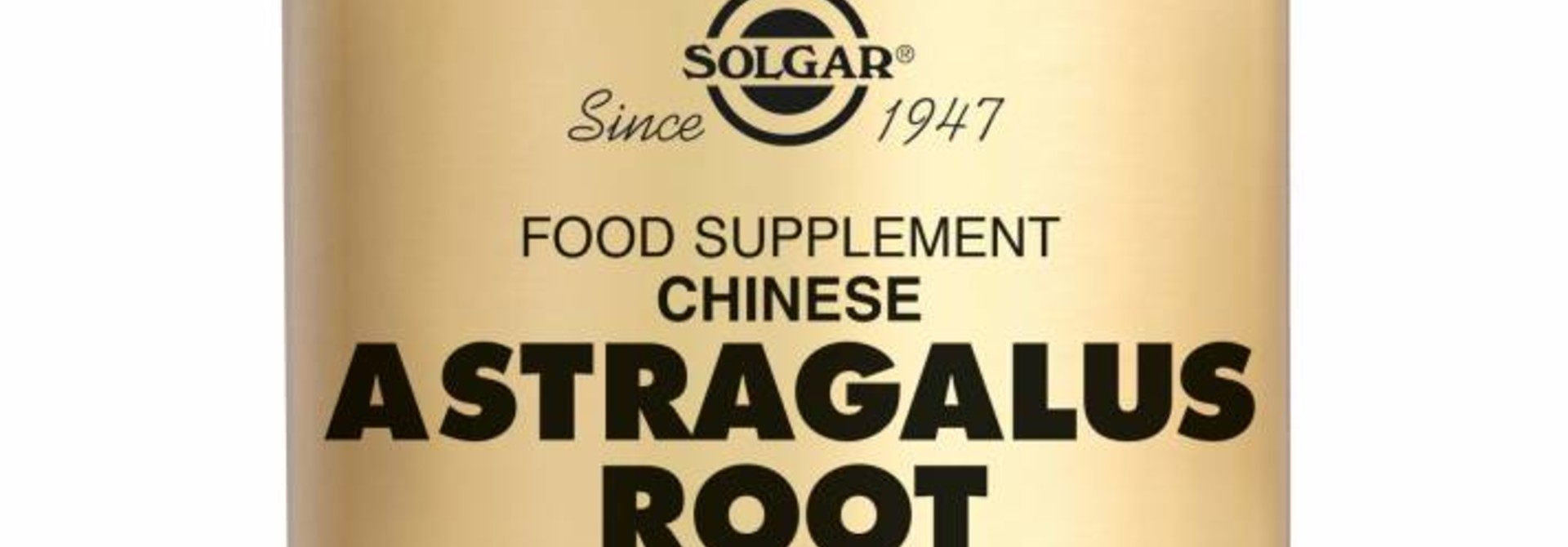 Astragalus Root 100 plantaardige capsules