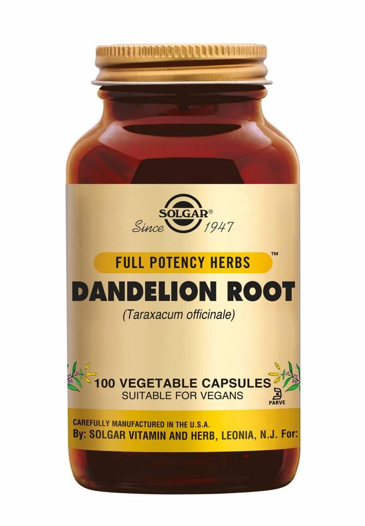 Dandelion Root 100 plantaardige capsules-1