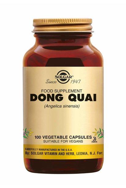 Dong Quai 100 plantaardige capsules