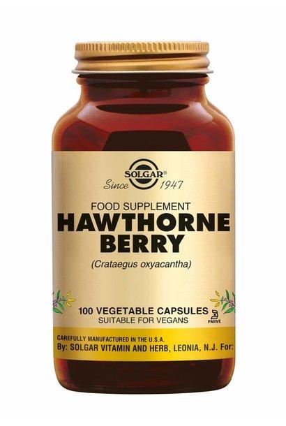 Hawthorne Berry 100 plantaardige capsules