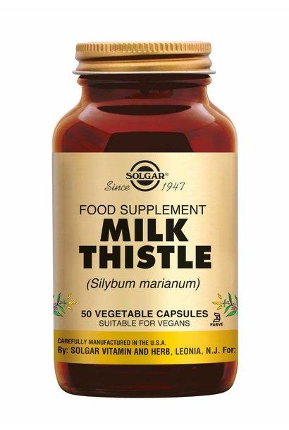 Milk Thistle 100 plantaardige capsules