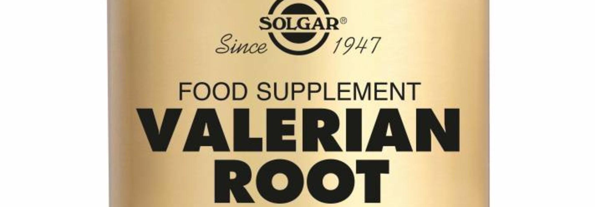 Valerian Root 100 plantaardige capsules