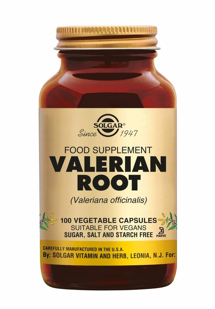 Valerian Root 100 plantaardige capsules-1