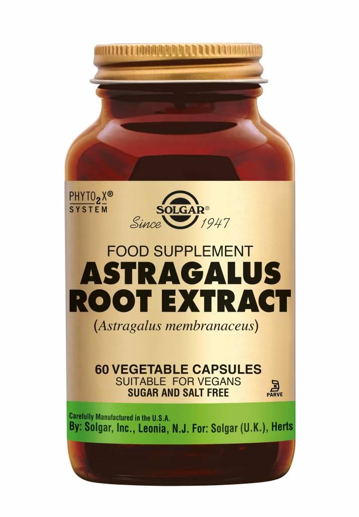 Astragalus Root Extract 60 plantaardige capsules-1