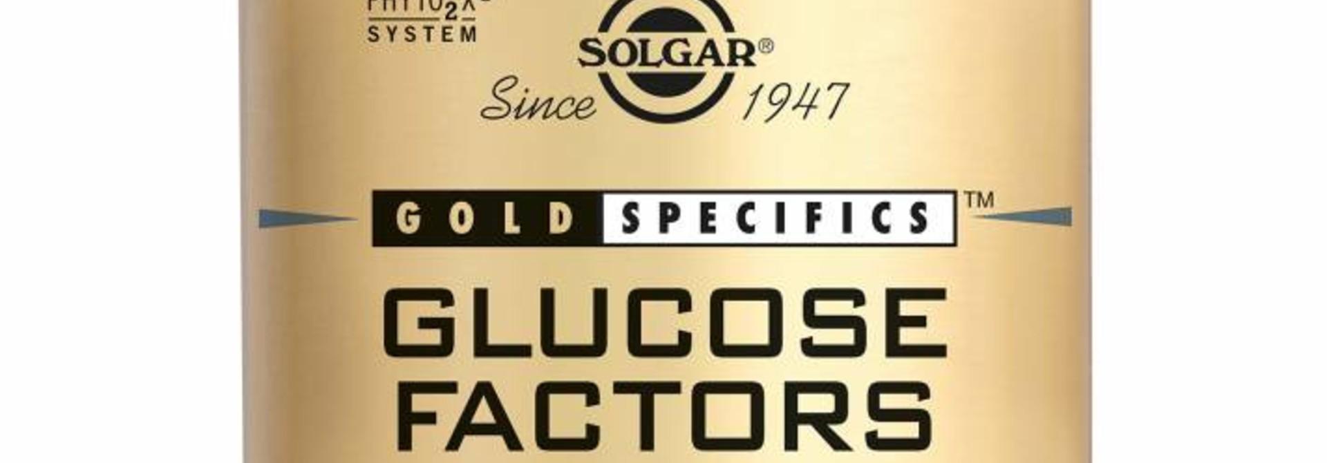 Glucose Factors 60 tabletten