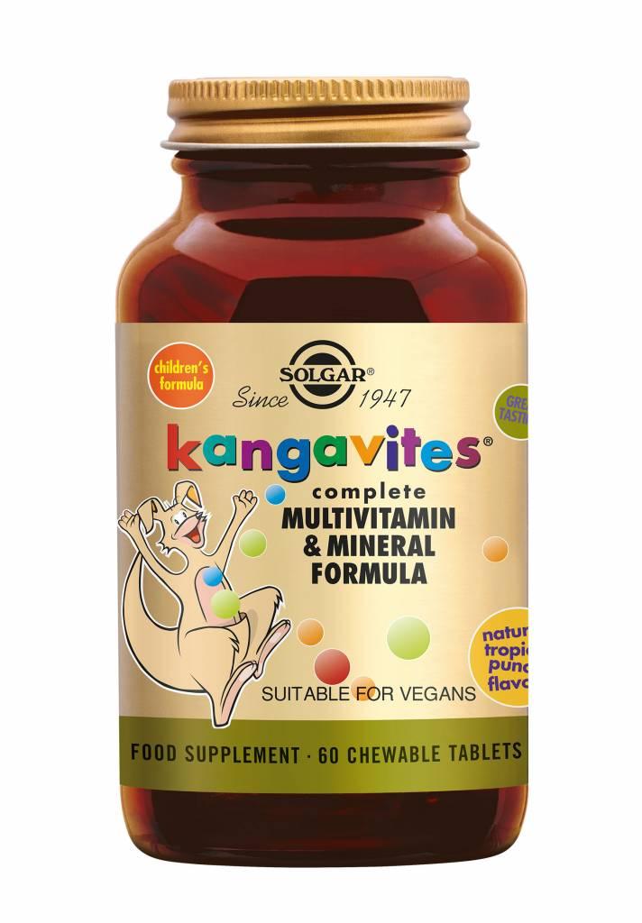 Kangavites™ Tropical Punch 120 kauwtabletten-1