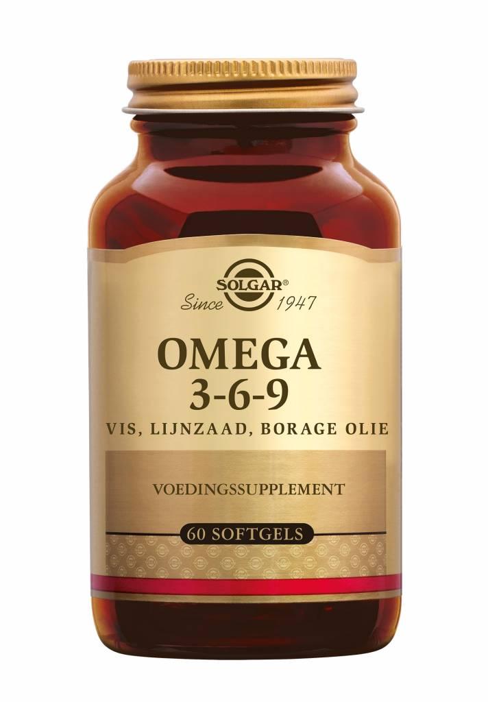 Omega 3-6-9 120 softgels-1