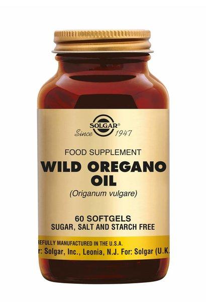 Wild Oregano Oil 60 softgels