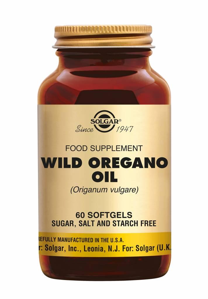 Wild Oregano Oil 60 softgels-1