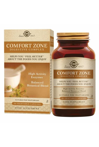 Comfort Zone Digestive Complex 90 plantaardige capsules