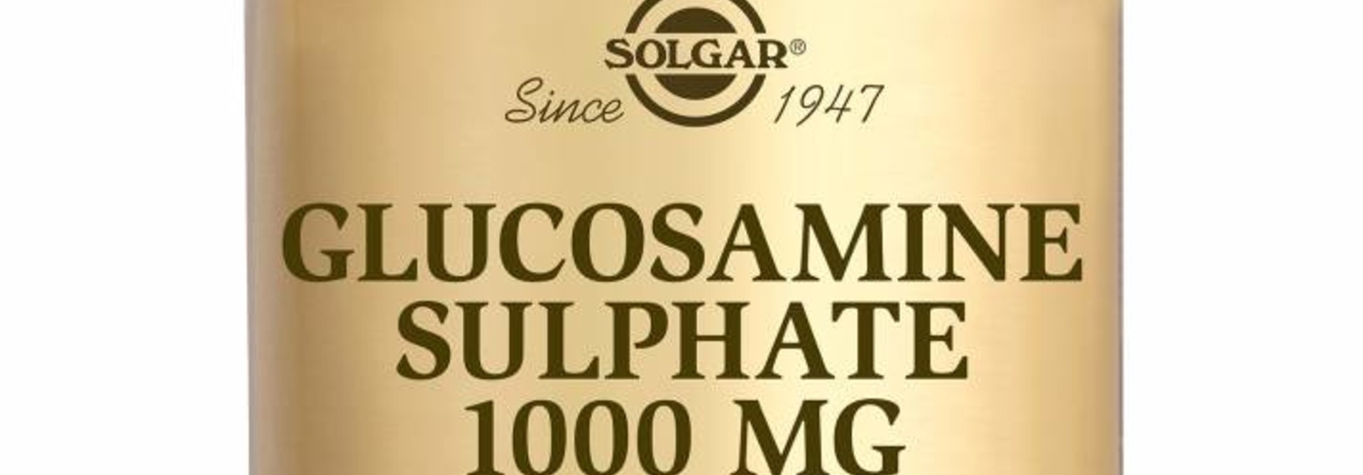 Glucosamine Sulphate 1000 mg 60 tabletten