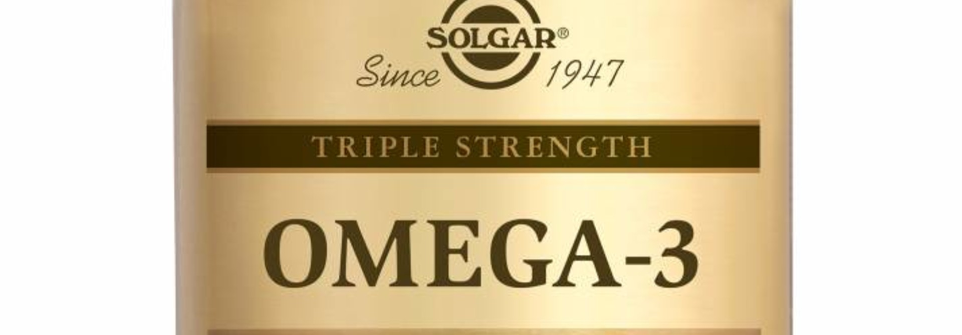 Omega-3 Triple Strength 50 softgels