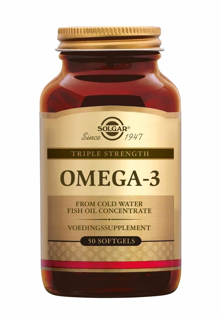 Omega-3 Triple Strength 50 softgels-1