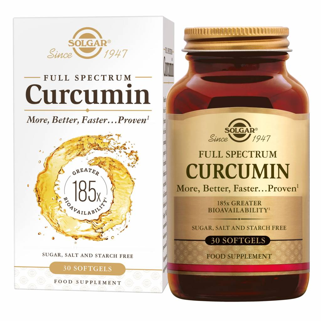 Full Spectrum Curcumin 30 softgels-1