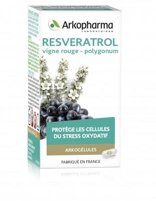 Resveratrol 45 capsules-1