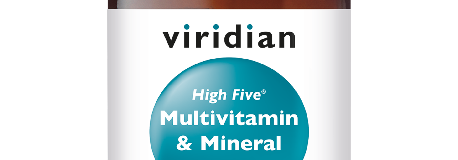 HIGH FIVE® Multivitamin Mineral Formula 60 plantaardige capsules