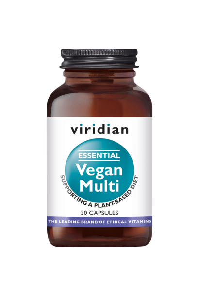 Vegan Multi 90 plantaardige capsules