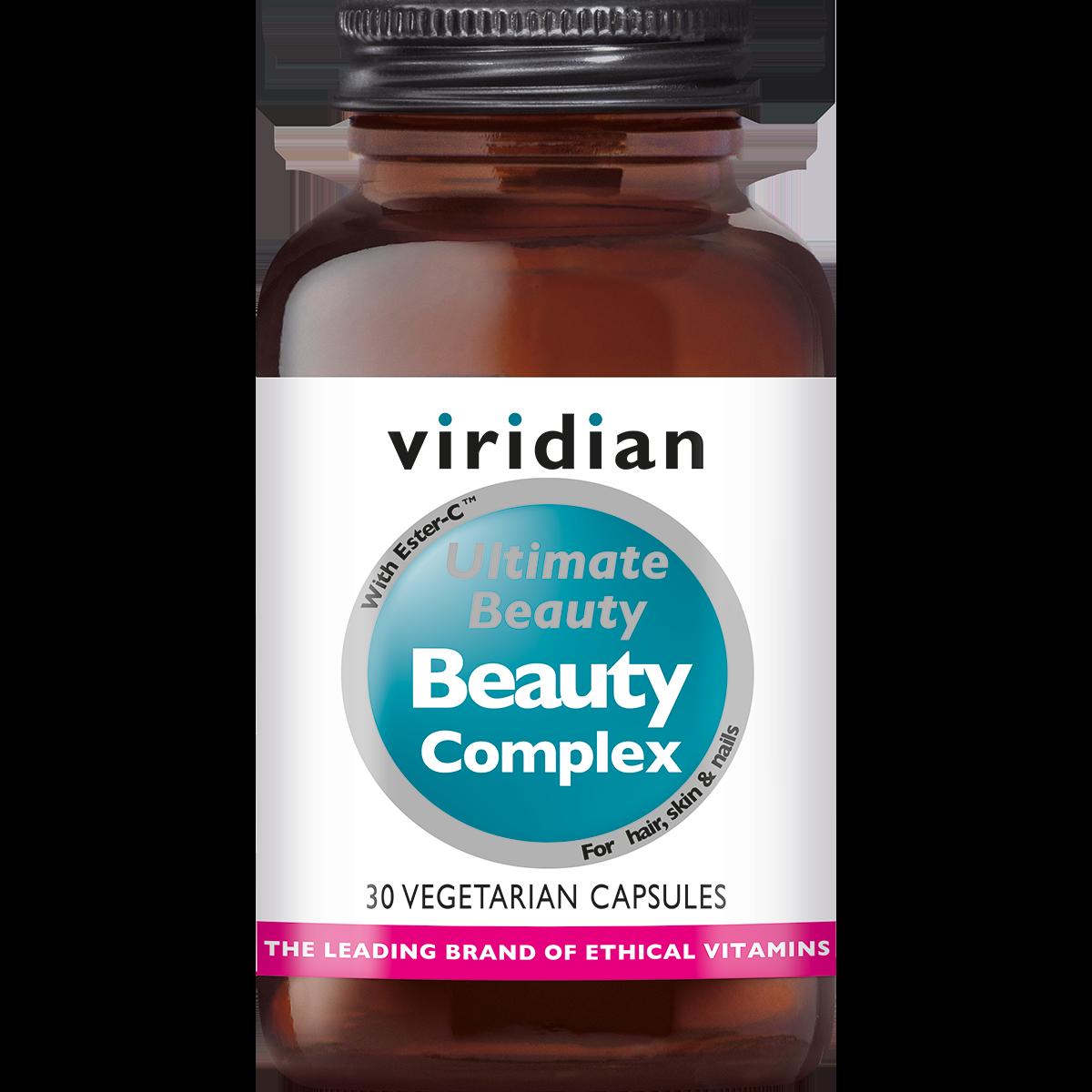 Ultimate Beauty Complex 30 plantaardige capsules-1