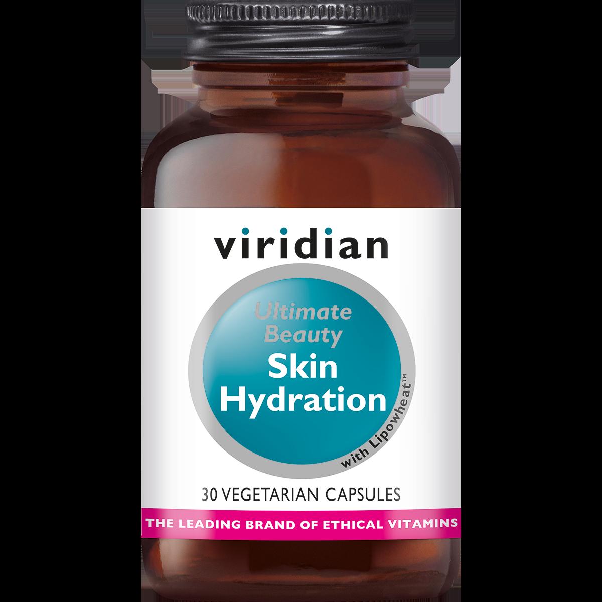 Ultimate Beauty Skin Hydration 30 plantaardige capsules-1