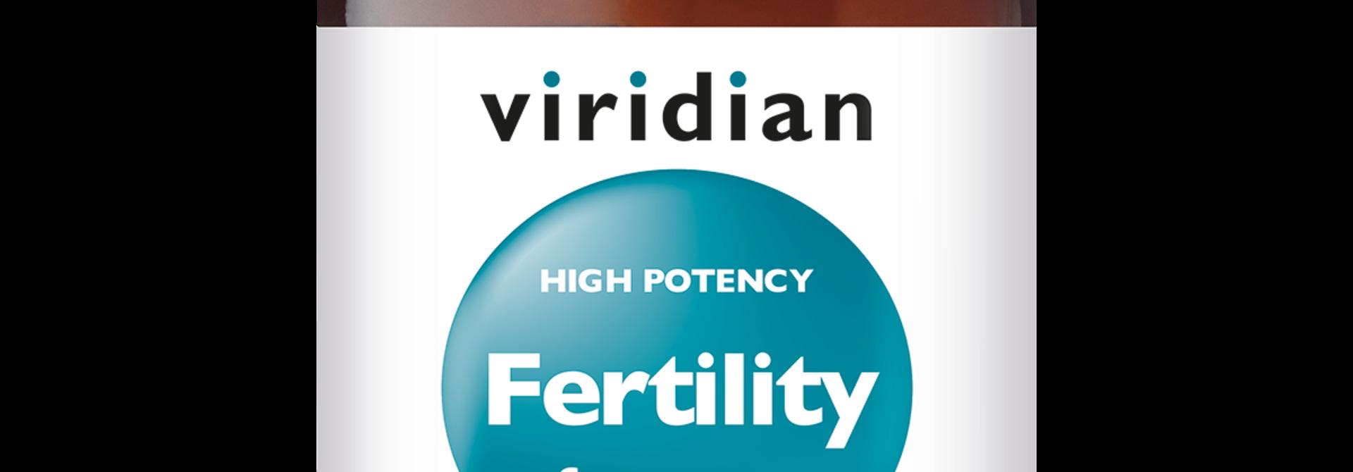 Fertility for Men 60 plantaardige capsules