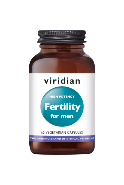 Fertility for Men 120 plantaardige capsules