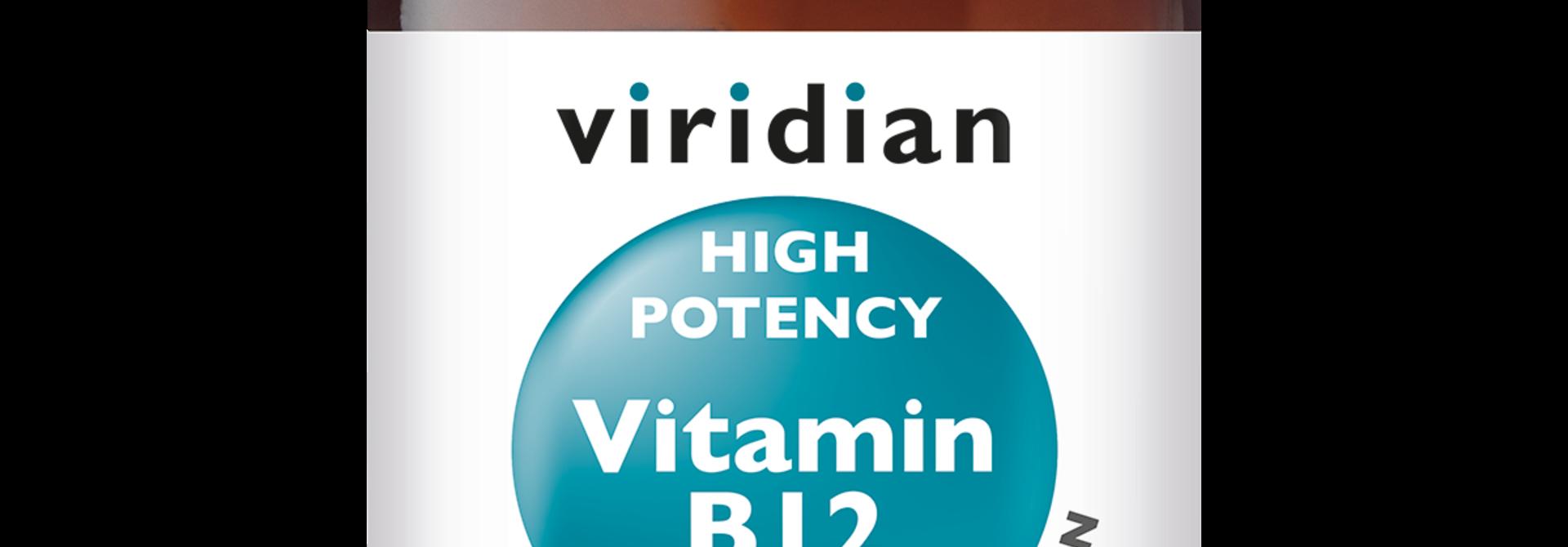 Vitamin B12 1000 mcg 60 plantaardige capsules