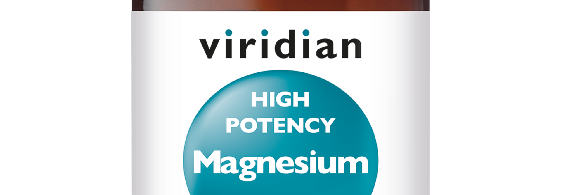 High Potency Magnesium 300 mg 30 plantaardige capsules