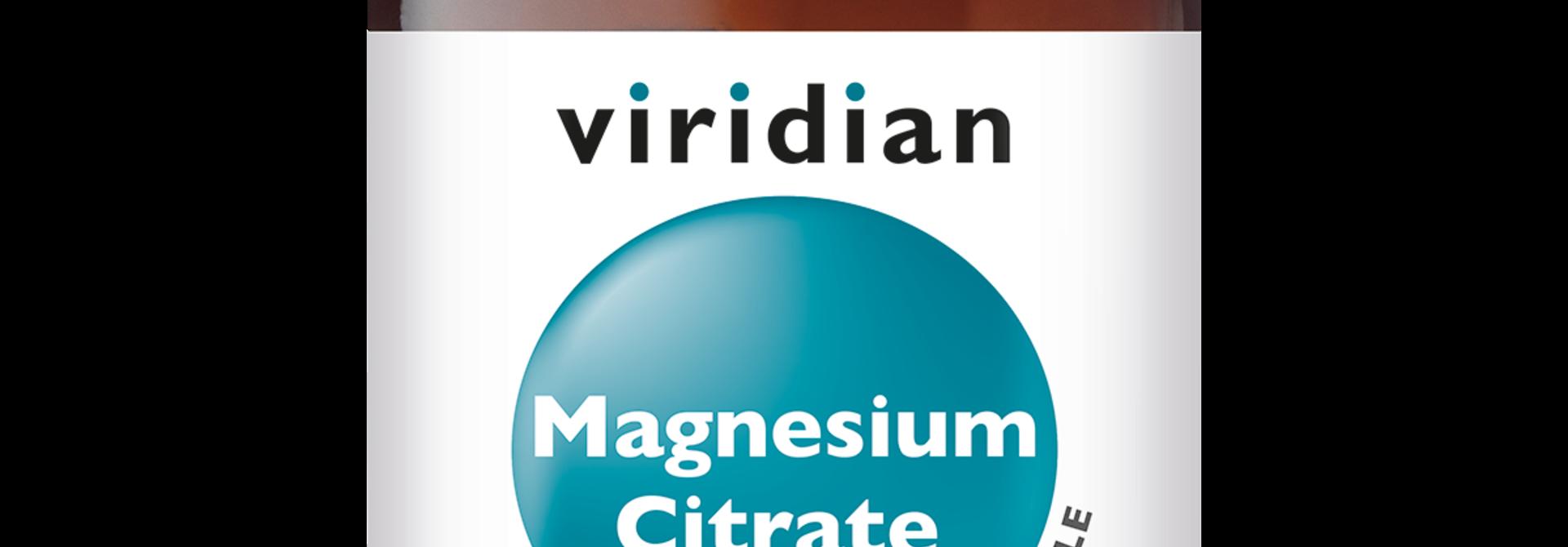 Magnesium Citrate powder 150 poeder