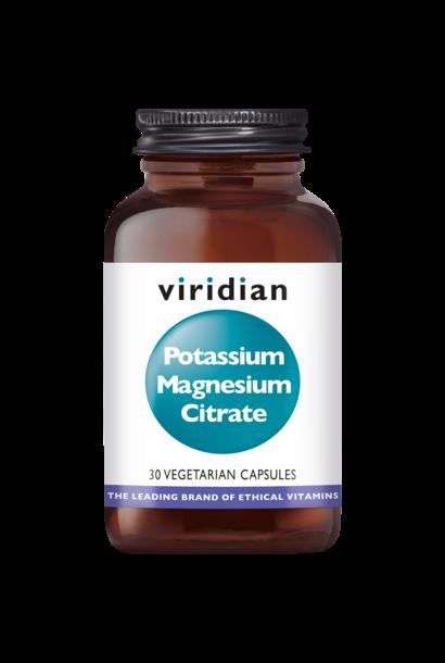 Potassium Magnesium Citrate 30 plantaardige capsules